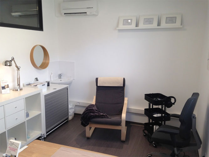 Bureau intérieur Hypnose