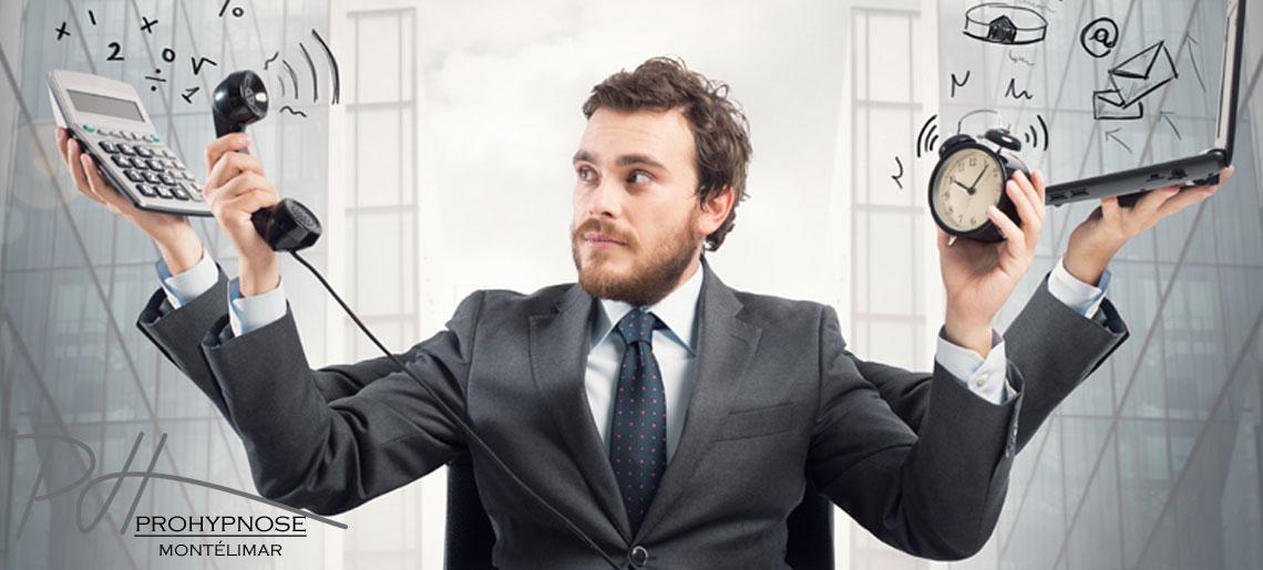 Prévenir le stress au travail par l'autohypnose